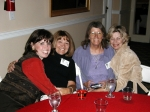 Gayle Rowe, Lillie Fox Connors, Libby Medlin, Marcy Franks Ingram